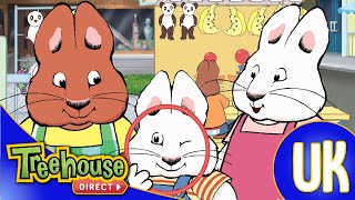 Max & Ruby - 40 - Max's Rocket Racer / Max's and Morris Blast off! / Max's Candy Apple
