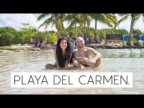 Always a Good Time in Playa del Carmen, Mexico