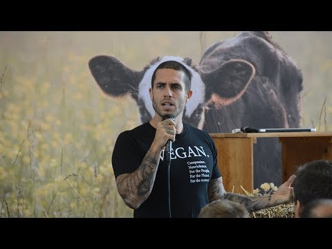 James Aspey - 365 days of silence for animals