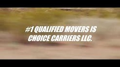 Choice Carriers LLC. The best movers in the Moving business