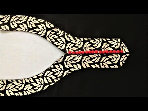 Simple And Stylist Neck Design For Kameez/Kurti/Suit Cutting And Stitching