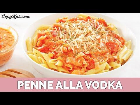 Pasta Alla Vodka Sauce - YouTube