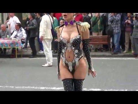 セクシーサンバ ダンサー HD高画質 02 a sexy good dancer of samba / Bailarino de samba