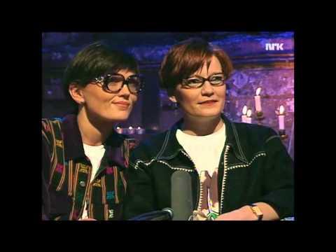 IRMA 1000-jentene på NRK U (April 1994)