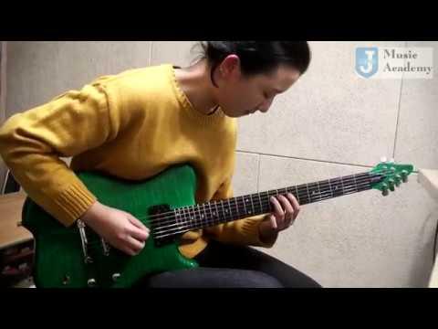 The Moment(cover)-오지현( Ji Hyun Oh)
