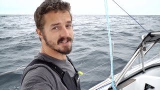 The Days are Getting Shorter - DAY 14 / North Atlantic Crossing - Sailing Uma [Step 192.14]