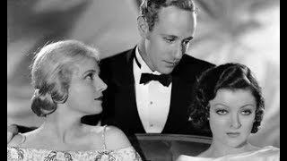 ❤️1932 HONEST Drama! MYRNA LOY, ANN HARDING, LESLIE HOWARD Classic Black and White Movie TCM