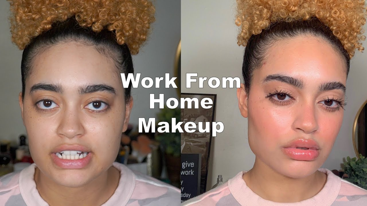 Quick Everyday Makeup for Dry Skin