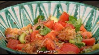 Classic Italian Panzanella Salad - Valentine Warner