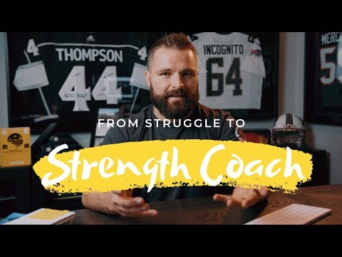 From Struggle To Strength Coach