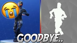 Say GOODBYE To The DEFAULT DANCE In Fortnite... (Dance Moves Maybe Removed)