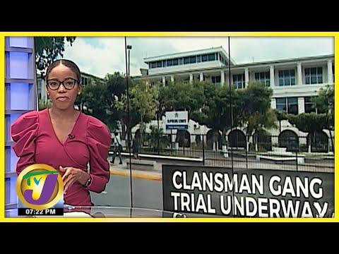 Alleged Clansman Gang Trial | Jamaica Supreme Court | TVJ News