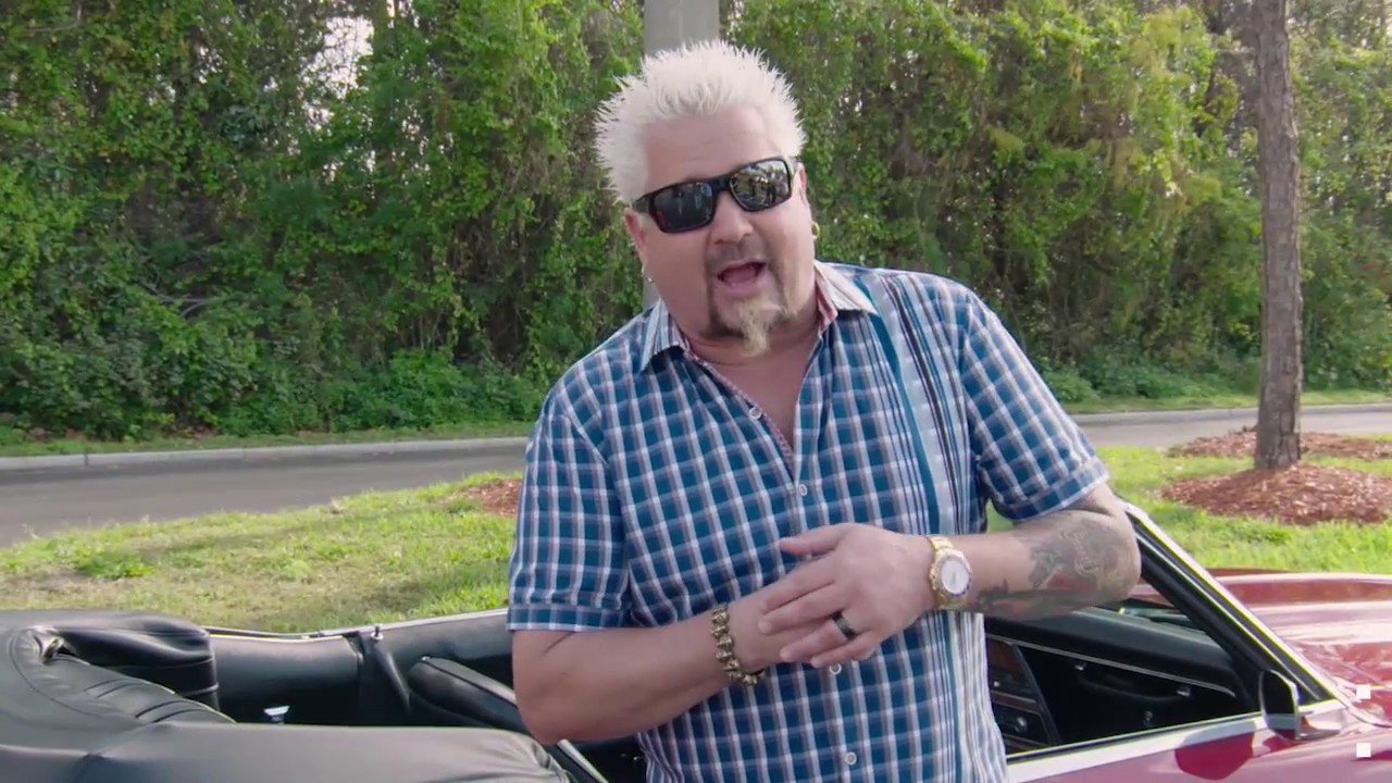 Guy Fieri Kitchen and Bar South Africa | Time Square - YouTube