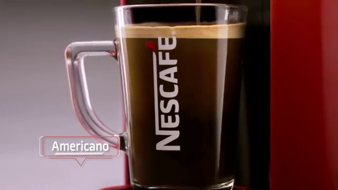 nescafe red mug machine manual