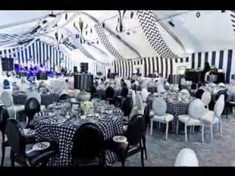 Black And White Party Themes Ideas Youtube
