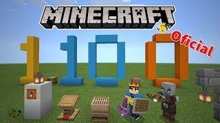 ⭐Tudo que Chegou no Minecraft 1.10.0 Oficial❕ (Escudo🛡️🏹)