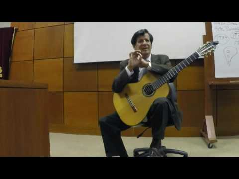 Guayaquil Summer Music Academy Guest Lecture by Maestro Pazmiño