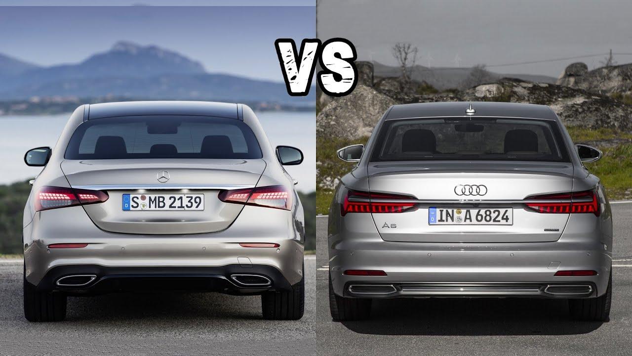 2021 The Audi A6 Concept