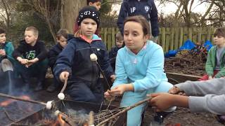A year at Churchfields Forest School.