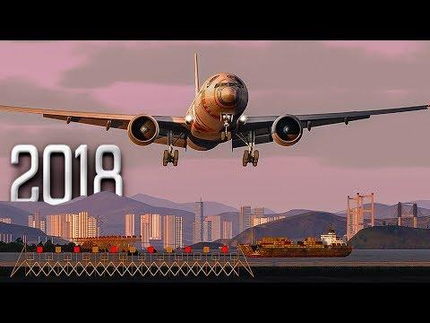 New Flight Simulator 2018 - P3D 4.1 [Ultra Realism]