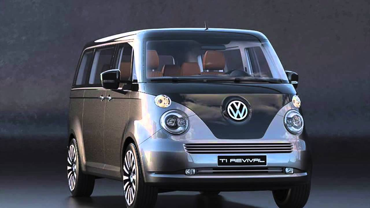 volkswagen t1 revival concept interior exterior design. Black Bedroom Furniture Sets. Home Design Ideas