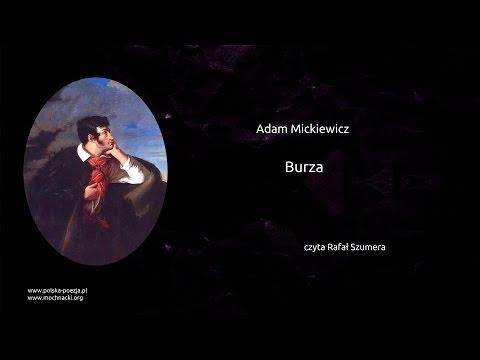 Adam Mickiewicz - Burza