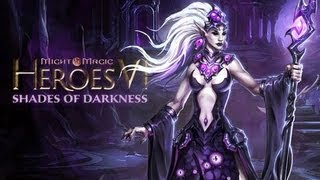 Might & Magic Heroes VI Shades of Darkness 10 minutes exclusive gameplay