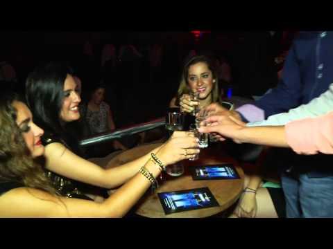 U4RIK Promo at The BASEMENT Night Club Mexico City, MEXICO
