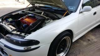 Proton Perdana 4G63 turbo by Zaki Spec ZL raceworks