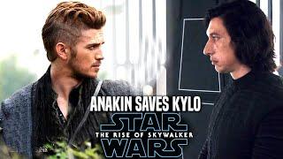 The Rise Of Skywalker Anakin Saves Kylo Ren! Leaked Details (Star Wars Episode 9)