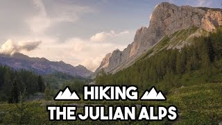 Julian Alps 2016 Trailer