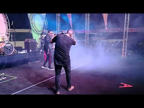 Anselmo Ralph LIVE no estádio 24 de Setembro em Bissau