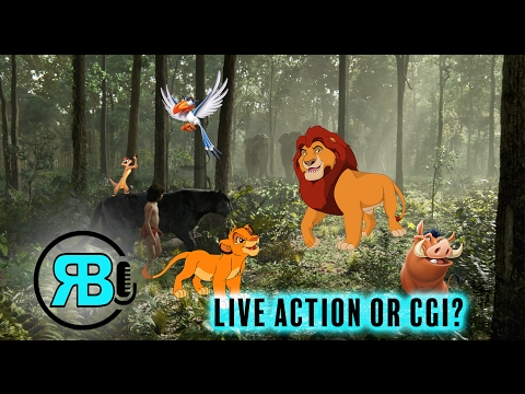 When Does Live Action Become CGI? -  Rocco's Basement #10