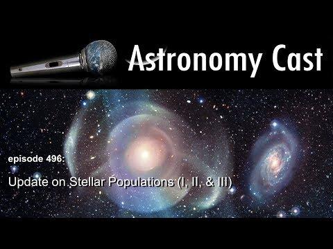 Download Astronomy Cast Ep. 496: Update on Stellar Populations (I, II, & III)