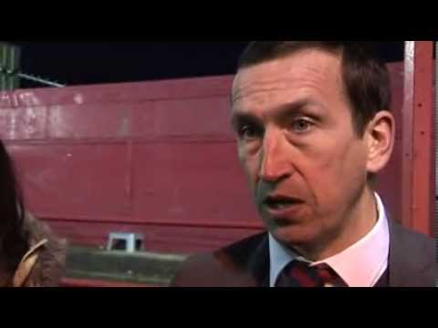 Justin Edinburgh post match iv Accrington A 11Jan14