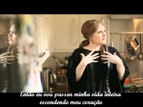 Adele - Hiding My Heart - Tradução Português