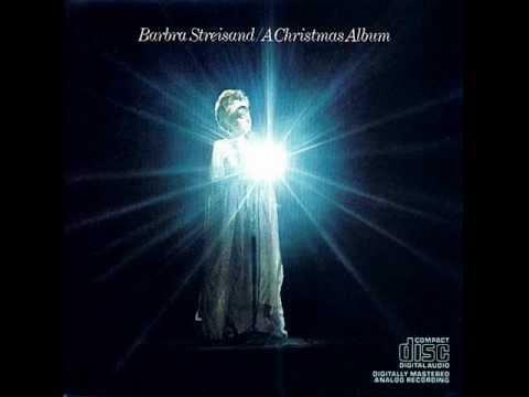 White Christmas Youtube.4 White Christmas Barbra Streisand A Christmas Album