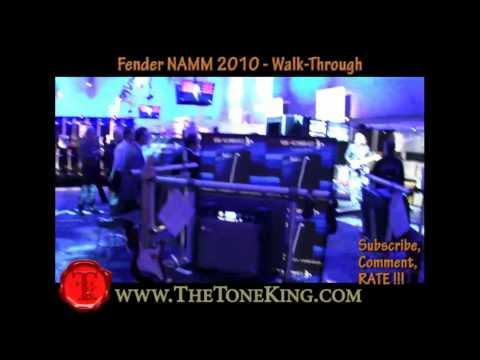 Fender NAMM 2010 - GDec, American Special, Classic Vibe & Standard Series - TTK 10