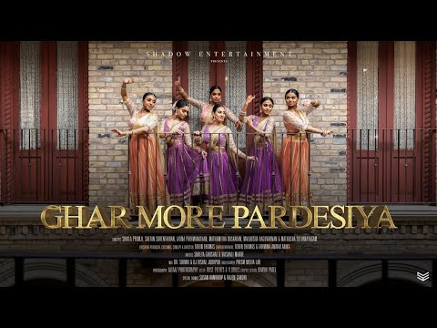 Ghar More Pardesiya - Kalank | Alia & Madhuri | Shreya Ghoshal | Vaishali Mhade | Choreography