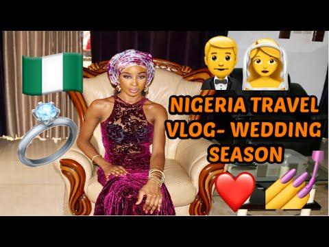 WEEK 2:NIGERIA TRAVEL VLOG: LAGOS | WEDDING SEASON | ACCESS BANK