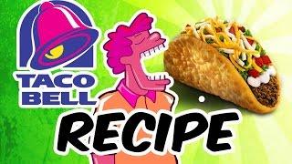 Taco Bell Chalupa Copycat Recipe