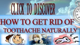 Home Remedies For Toothache Relief Tooth Ache Remedies At Home