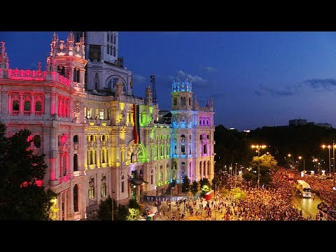 Madrid Pride 2018: Get ready for the best pride of your life!