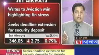 Jet Airways seeks deadline extension for security deposit