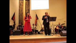 Worship with Pastor Wilson George Sheela George amp Shirin George at Pennsylvania Part 1