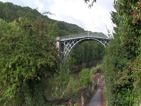 Ironbridge Shropshire.