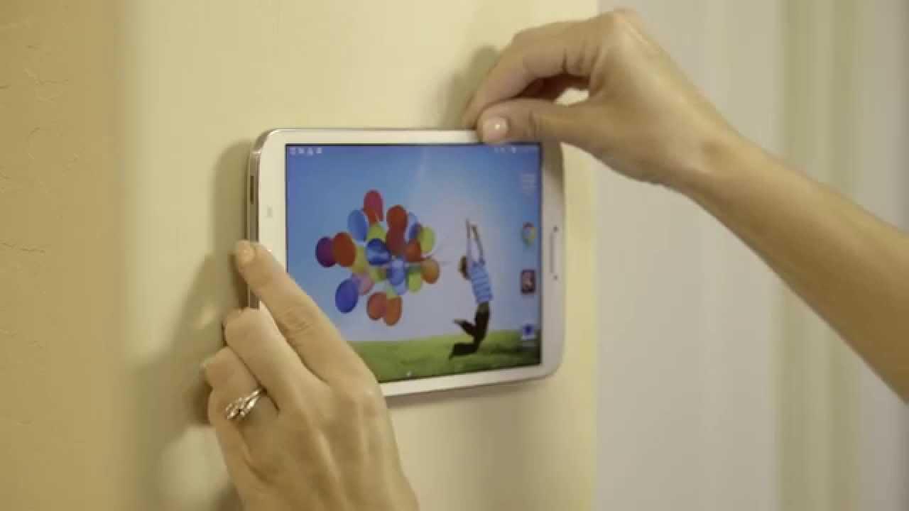 Ipad bathroom wall mount - Intuitive Tablet Mount