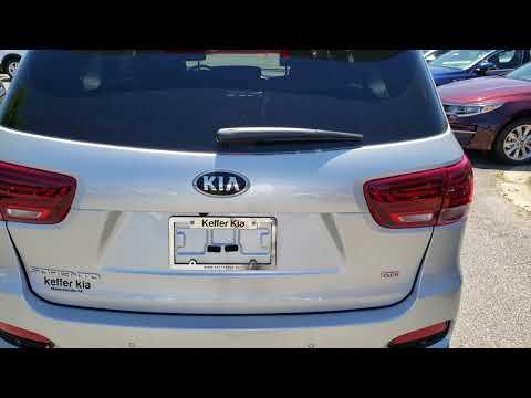 2019 Kia Sorento LX with convenience package