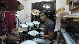 Kahit ayaw mo na drum cover