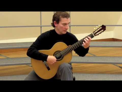 Ernesto Tamayo LIVE Suite Castellana - Fandanguillo, Arada & Danza